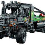 LEGO Technic 42129 4x4 Mercedes Benz Zetros Offroad Truck 4