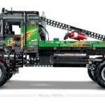 LEGO Technic 42129 4x4 Mercedes Benz Zetros Offroad Truck 6