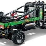 LEGO Technic 42129 4x4 Mercedes Benz Zetros Offroad Truck 9
