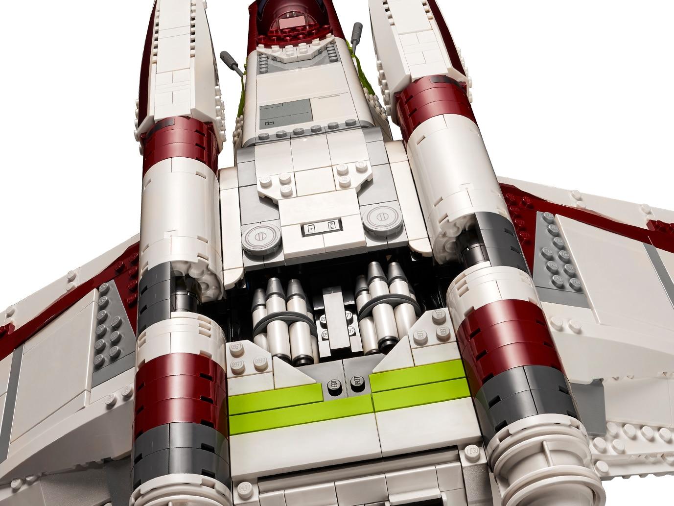 LEGO Ucs Gunship Slider 2