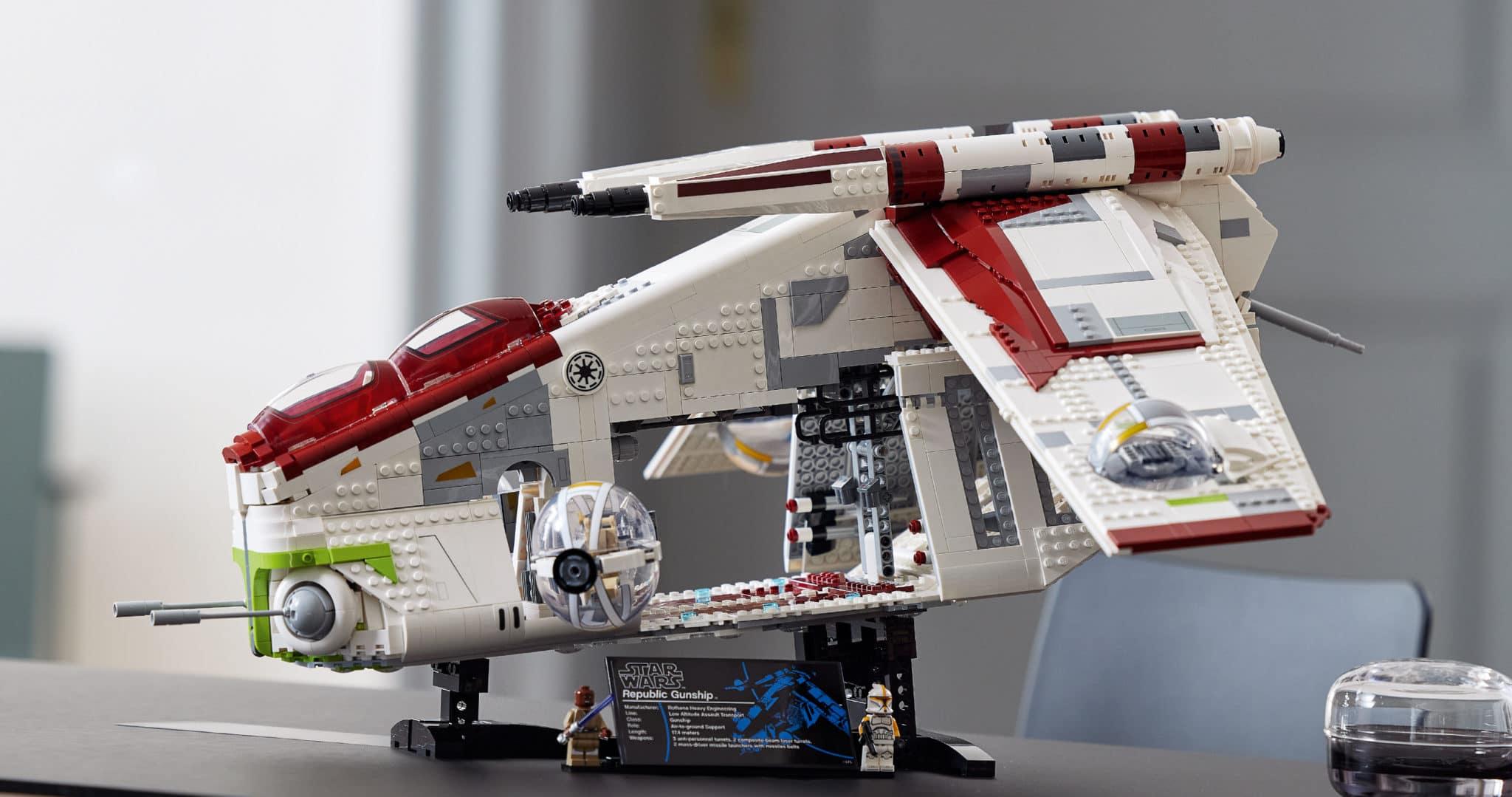 LEGO Ucs Gunship Slider 4