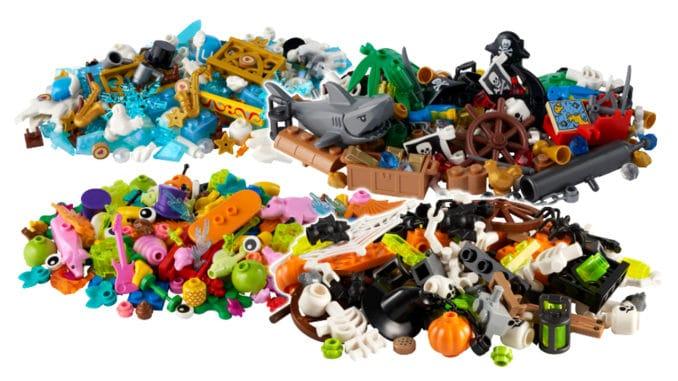 LEGO Vip Ergänzungssets Titel