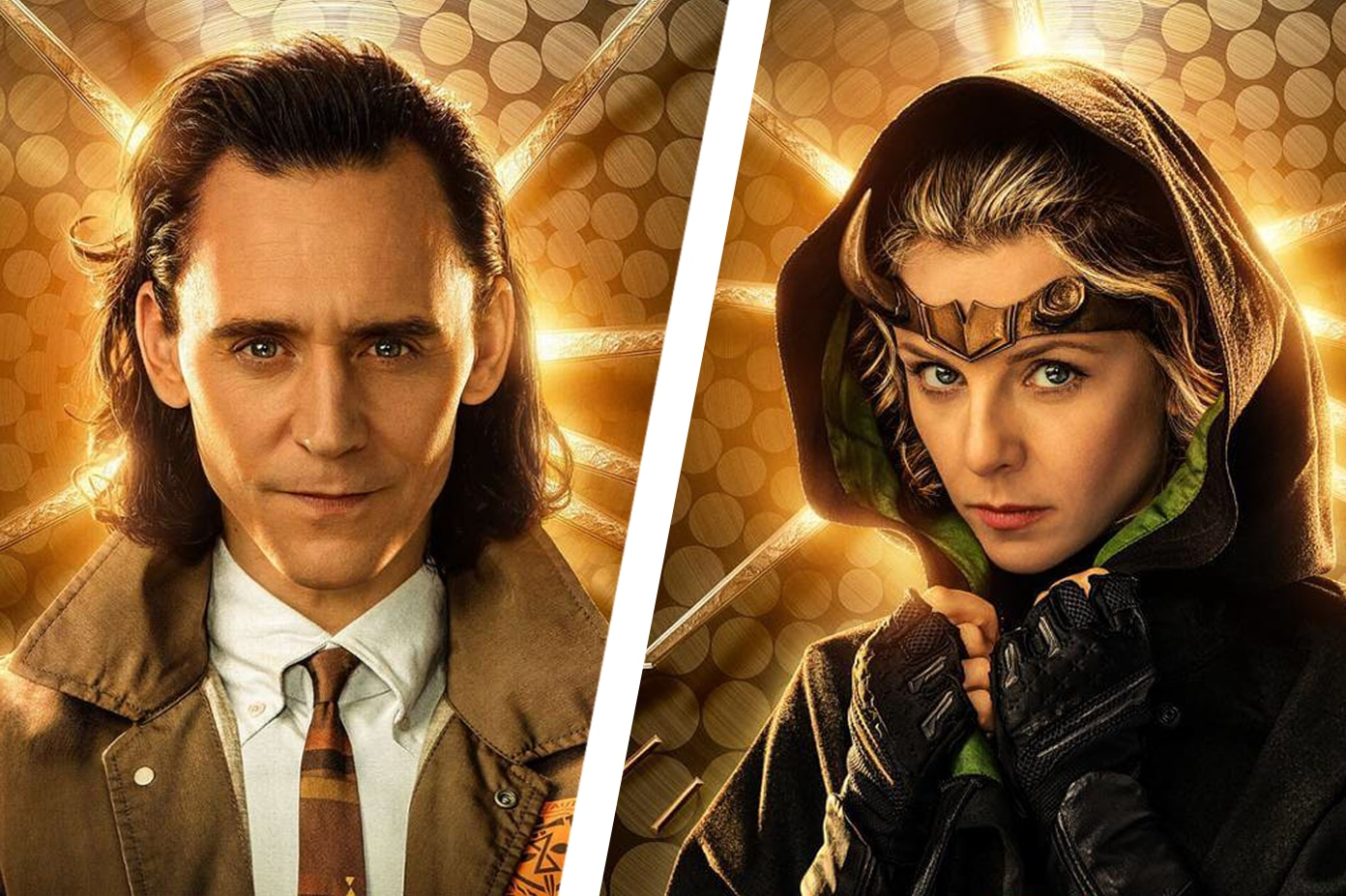 Marvel Loki Und Sylvie Lady Loki