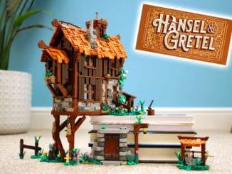 A Plus C LEGO Haensel Und Gretel Titel