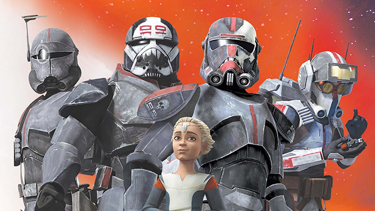 Mosaico de eventos de Star Wars de GB Toys