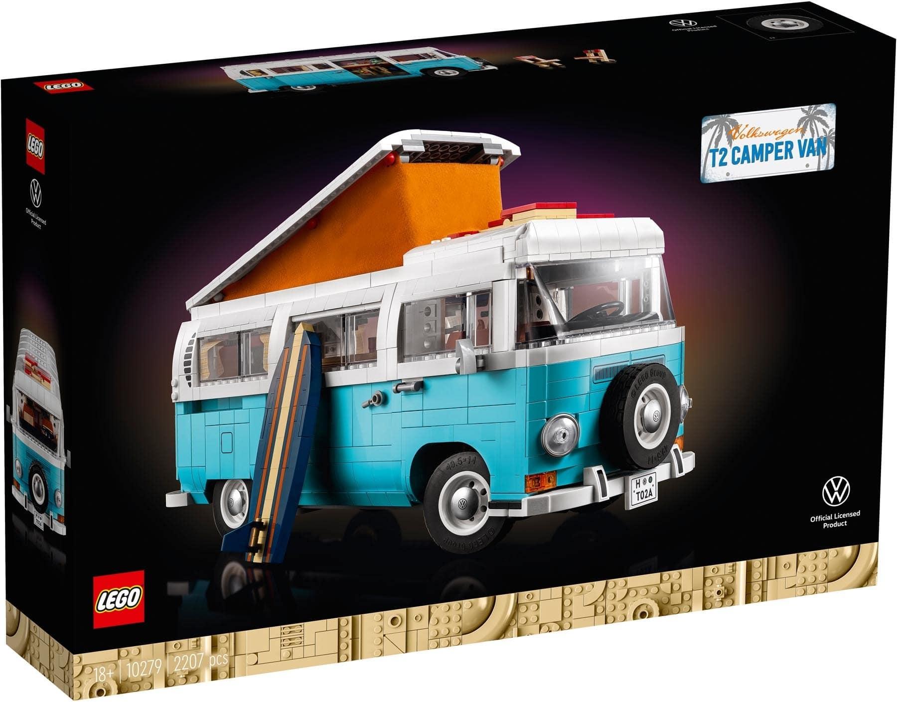 LEGO 10279 Volkswagen T2 Box