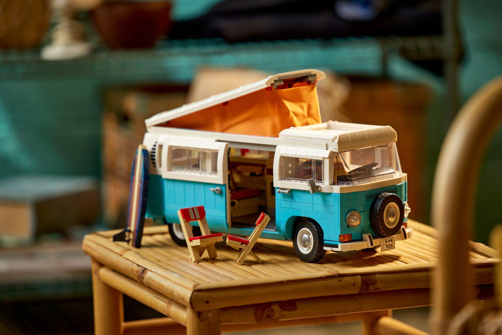 LEGO 10279 Volkswagen T2 Lifestlye