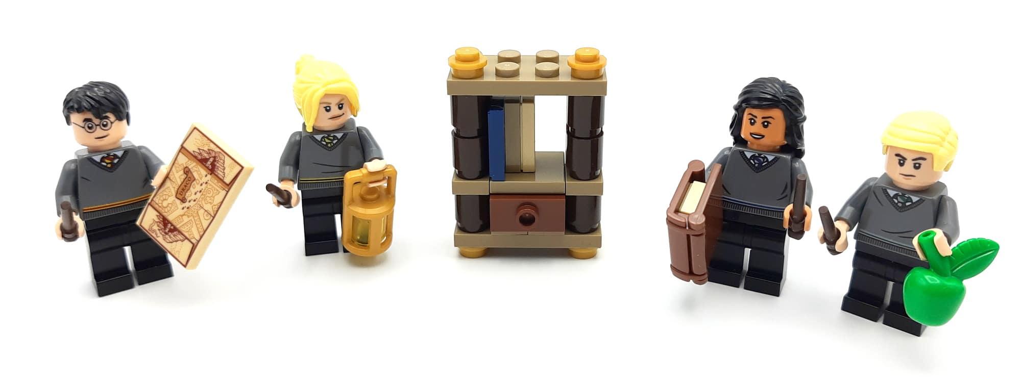 LEGO 40419 Die Schüler Von Hogwarts Zubehörset