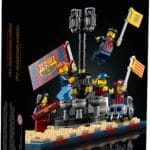 LEGO 40485 Fc Barcelona Celebration 3