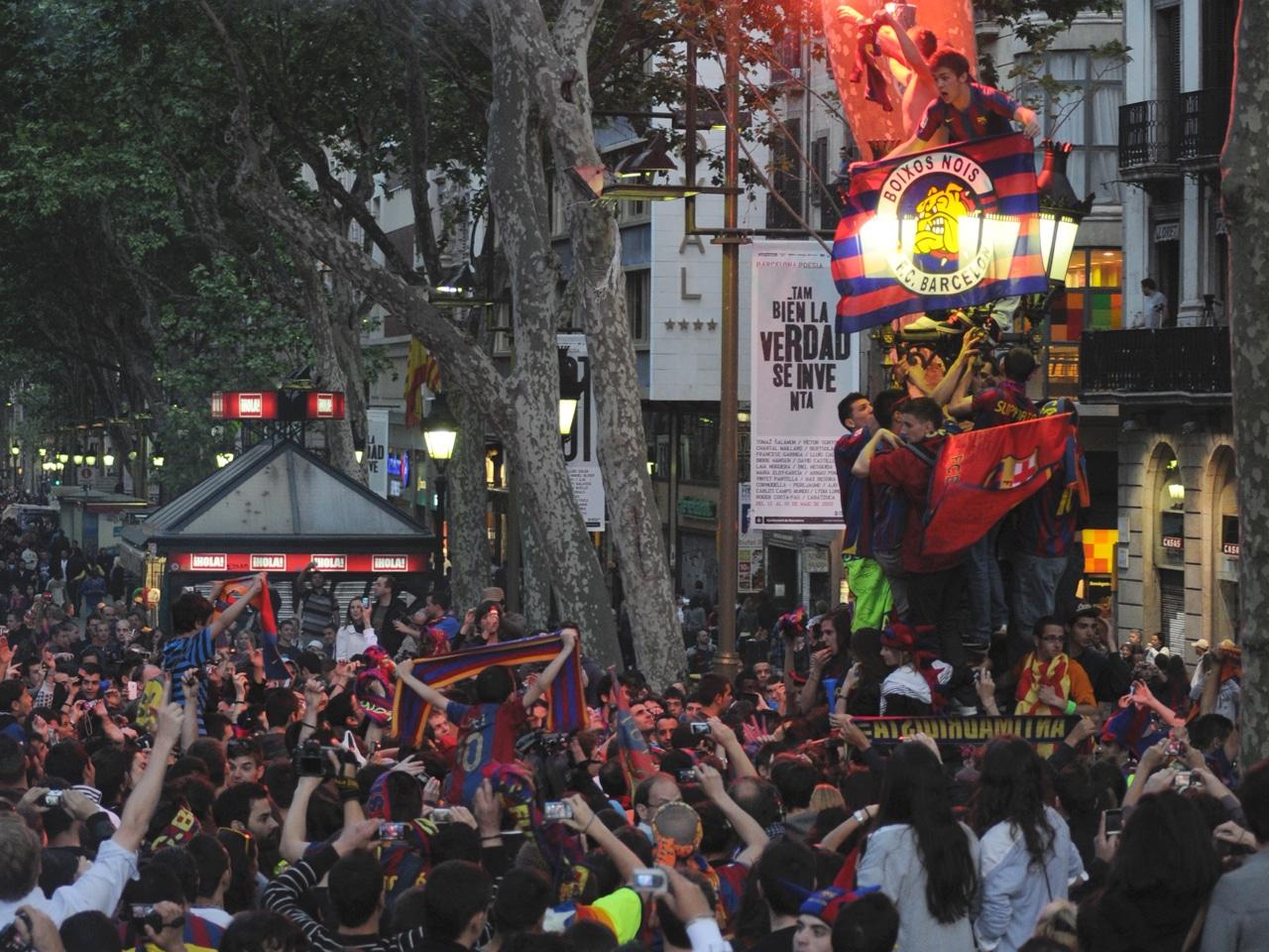 LEGO 40485 Fc Barcelona Celebration Font De Canaletes