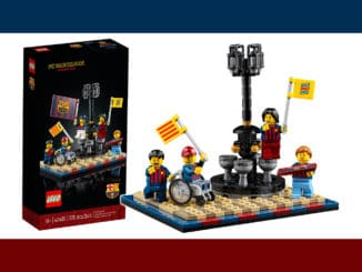 LEGO 40485 Fc Barcelona Celebration Titel