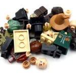 LEGO 40500 Minifiguren Aus Der Zauberwelt Teile