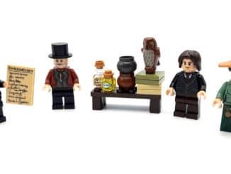LEGO 40500 Minifiguren Aus Der Zauberwelt Titel