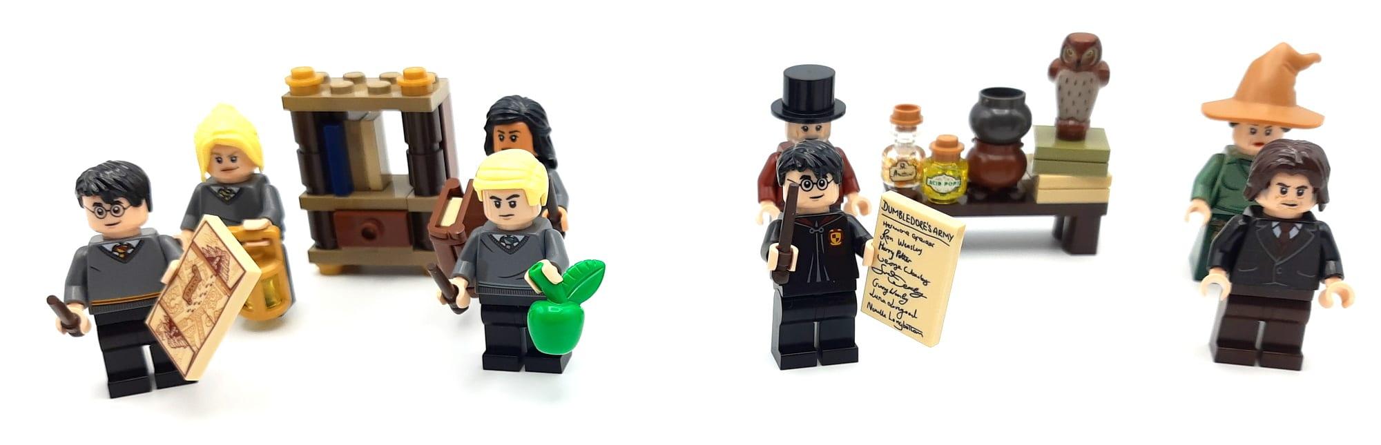 LEGO 40500 Minifiguren Aus Der Zauberwelt Vergleich
