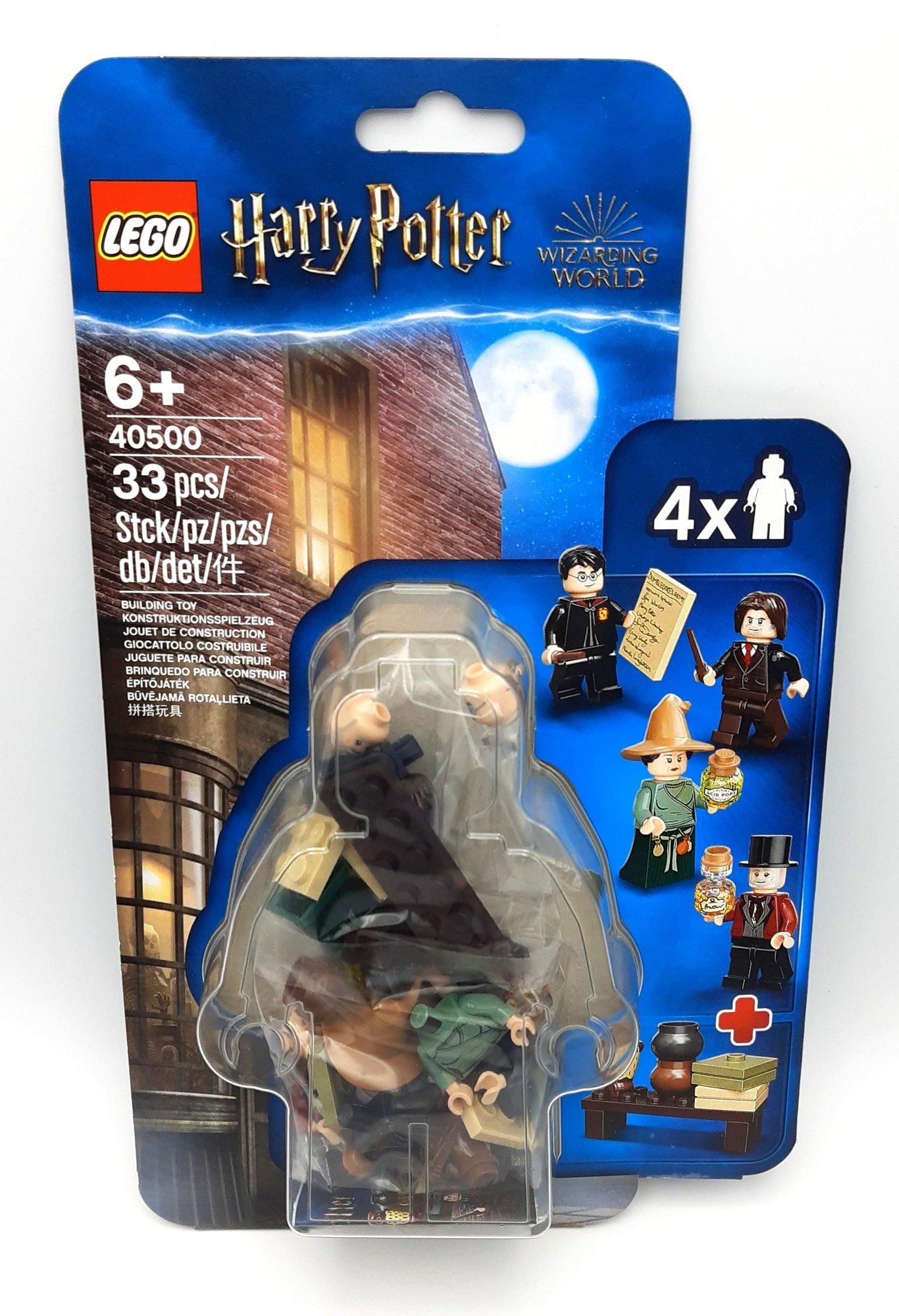 LEGO 40500 Minifiguren Aus Der Zauberwelt Verpackung Vorne