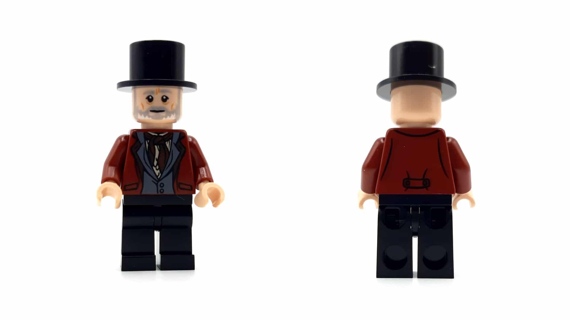 LEGO 40500 Minifiguren Aus Der Zauberwelt Wizard