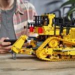 LEGO 42131 Appgesteuerter Cat D11 Bulldozer 11
