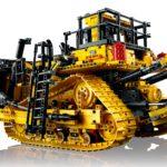 LEGO 42131 Appgesteuerter Cat D11 Bulldozer 6