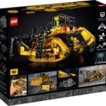 LEGO 42131 Appgesteuerter Cat D11 Bulldozer 8