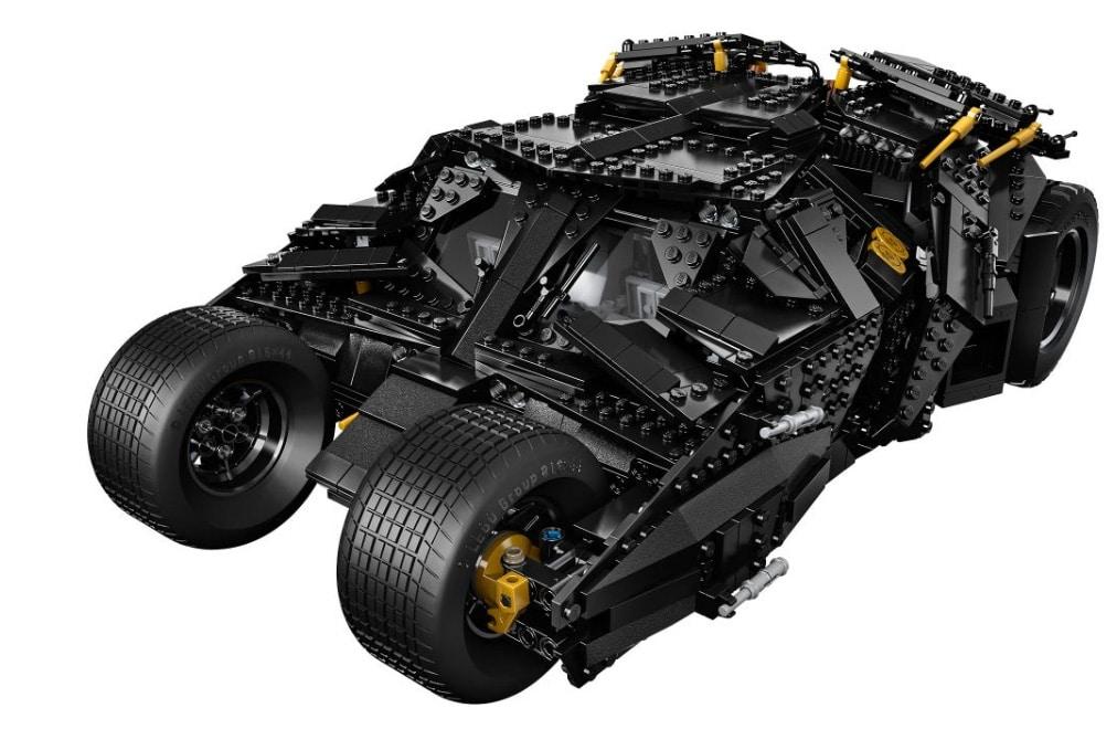 LEGO 76023 Batman Tumbler Slider