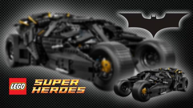 LEGO 76240 Batman Tumbler