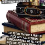 LEGO 76391 Hogwarts Icons Eastereggs 6