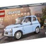 LEGO 77942 Fiat 500 Hellblau