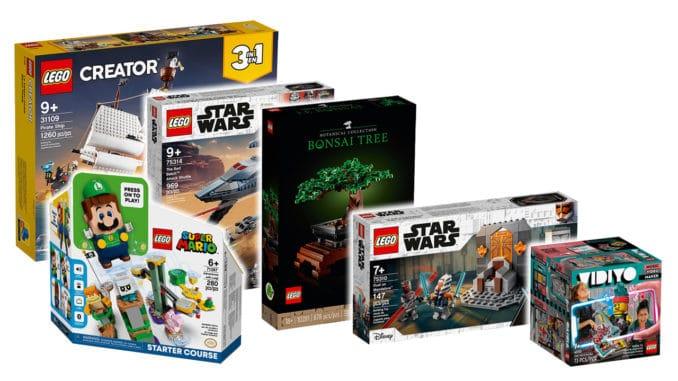 LEGO Angebote Amazon August 2021