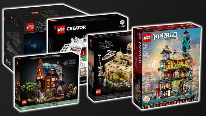 LEGO Angebote Proshop