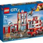 LEGO City 77944 Feuerwehr Station