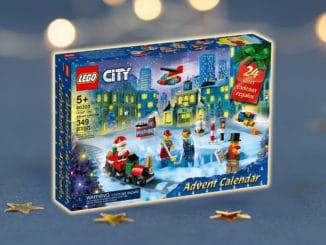 LEGO City Adventskalender 2021 60303