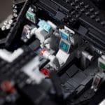 LEGO Dc 76240 LEGO Dc Batman Batmobile Tumbler 12