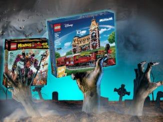 LEGO Disney Zug und Demon Bull King: Auferstanden?