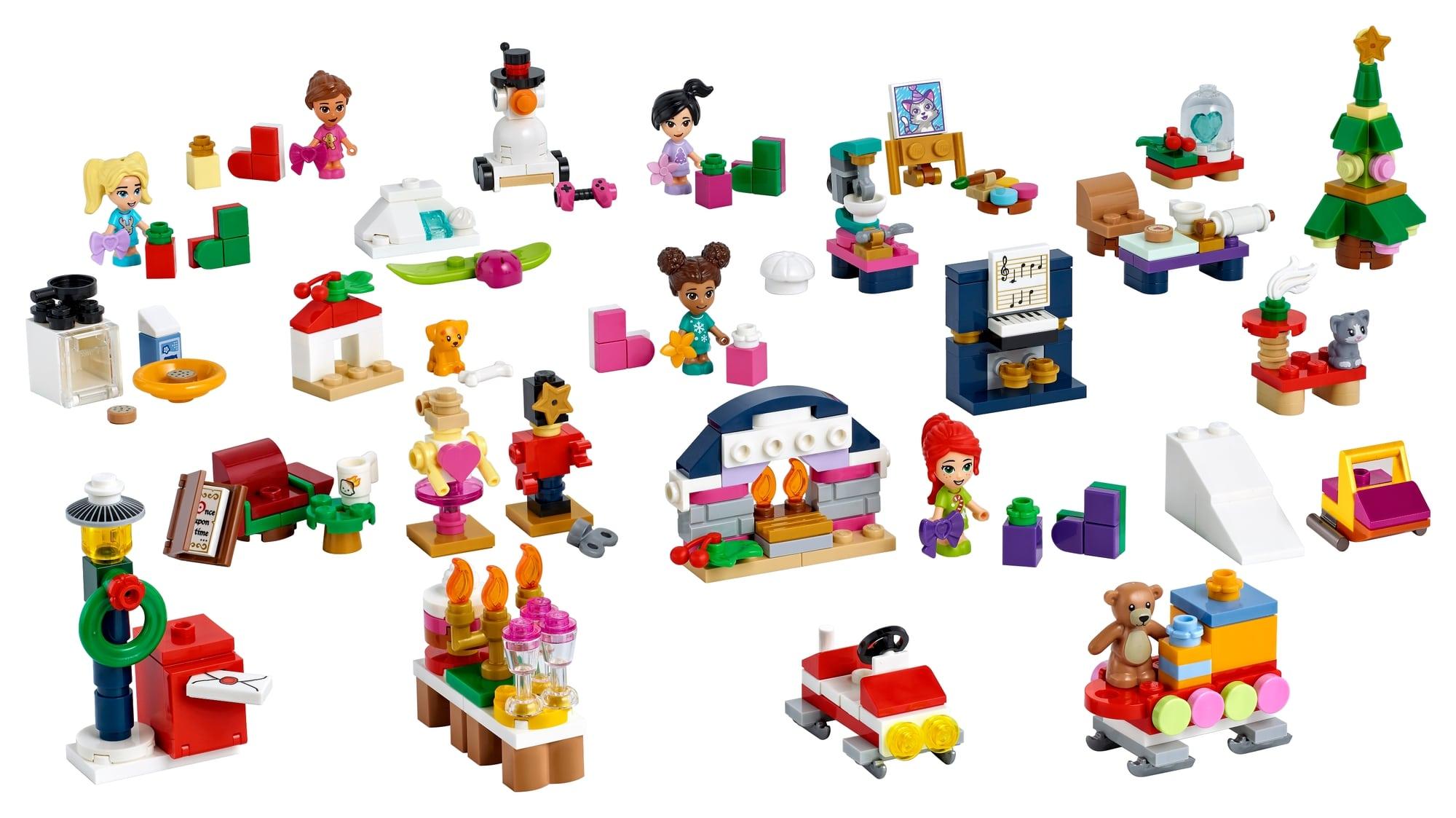 LEGO Friends 41690 LEGO Friends Adventskalender 2
