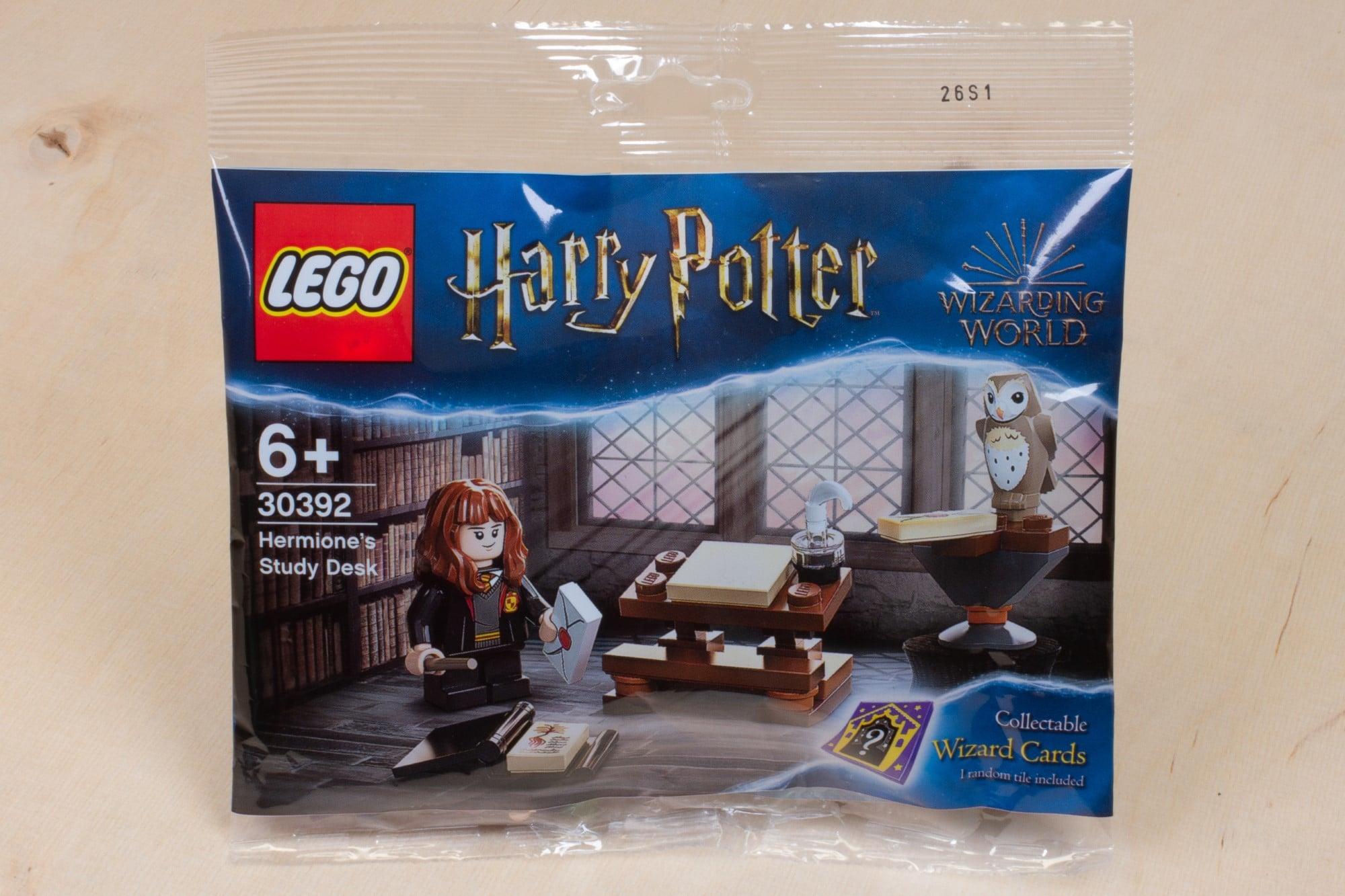 LEGO Harry Potter 30392 Hermines Schreibtisch 1