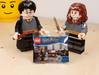 LEGO Harry Potter 30392 Hermines Schreibtisch Titel