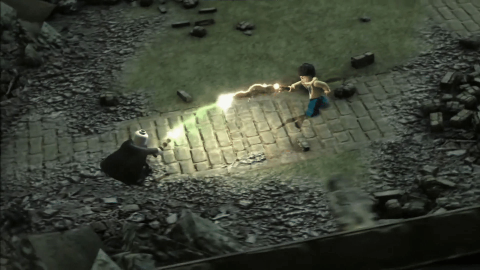 LEGO Harry Potter 7 Duell