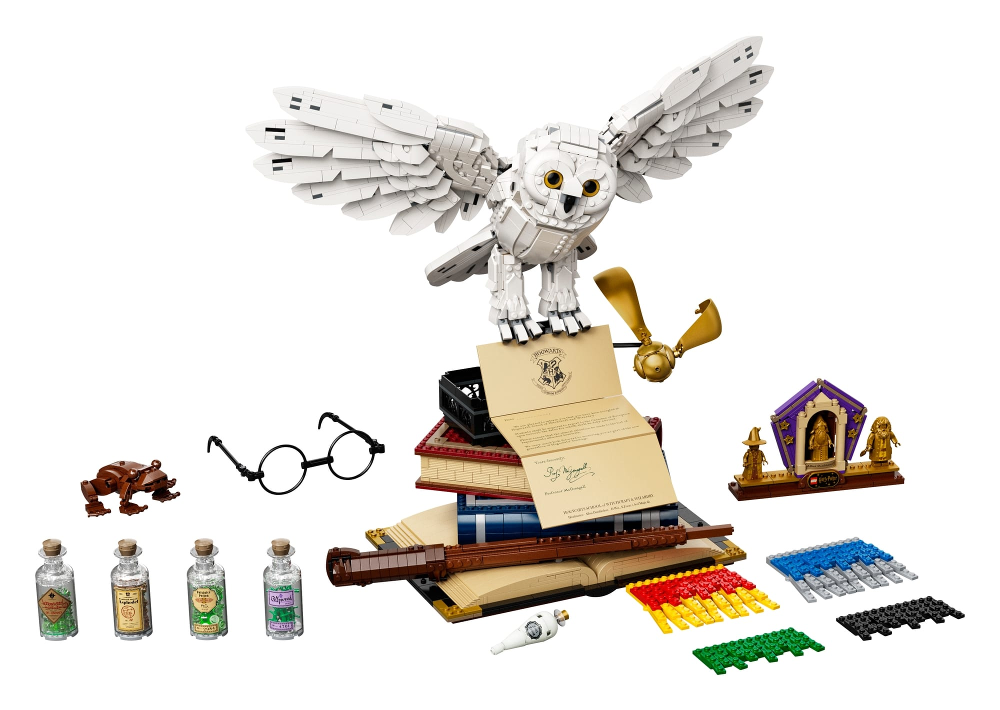 LEGO Harry Potter 76391 Hogwarts Ikonen Sammler Edition 1