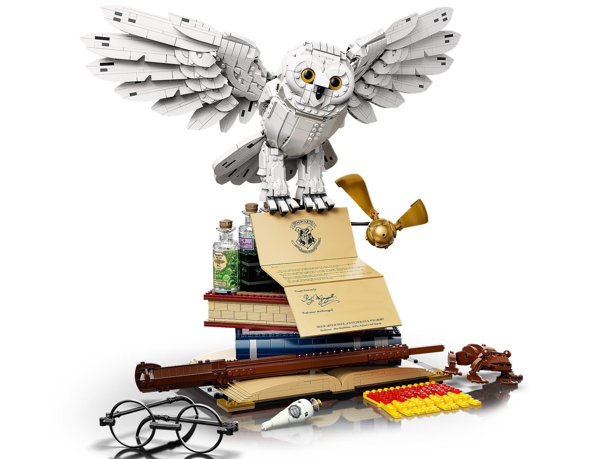 LEGO Harry Potter 76391 Hogwarts Ikonen Sammler Edition 3