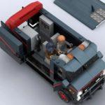 LEGO Ideas A Team Van (10)