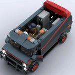 LEGO Ideas A Team Van (7)