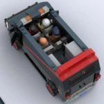 LEGO Ideas A Team Van (8)