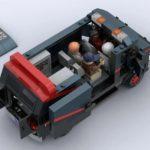 LEGO Ideas A Team Van (9)