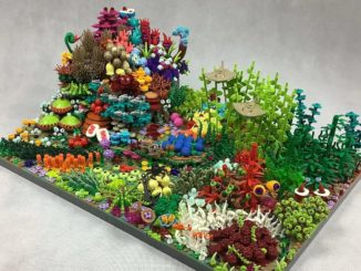 LEGO Ideas Great Coral Reef (1)
