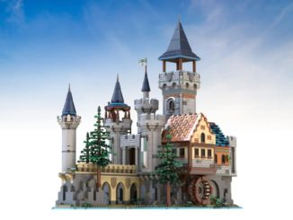 LEGO Ideas Medieval Fortress (1)
