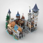 LEGO Ideas Medieval Fortress (3)