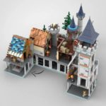 LEGO Ideas Medieval Fortress (4)