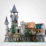 LEGO Ideas Medieval Fortress (5)