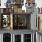 LEGO Ideas Medieval Fortress (8)
