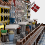 LEGO Ideas Nyhavn Copenhagen (13)